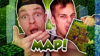 ONZE EIGEN MAP! - Minecraft Survival #141