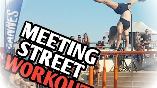 COMPETITON CANNES 2018 [street workout]