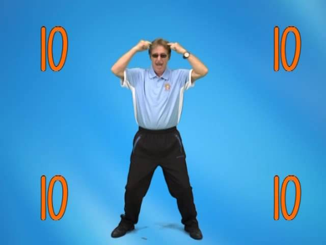 Count to 100 by 10   Skip Counting by 10   Jack Hartmann