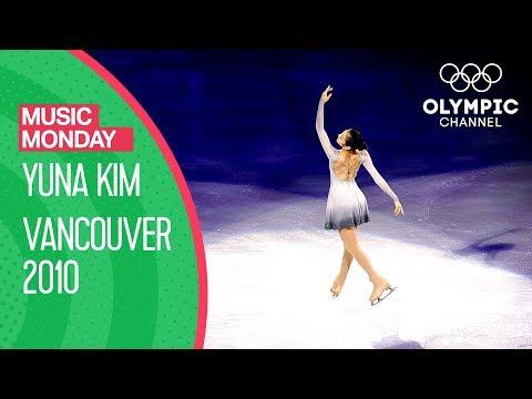 Yuna Kim's Vancouver 2010 Figure Skating Gala to