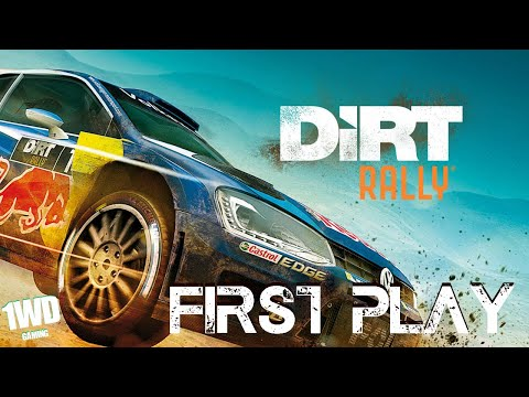 DiRT RALLY | Rally Simulation - Part 1 |