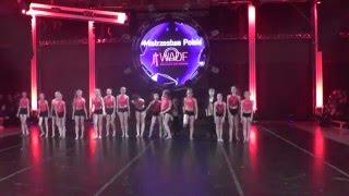 Caro Dance Company  -Juniorzy  2016 r. Dzieci Kwiaty chor. Aleksandra Borkowska