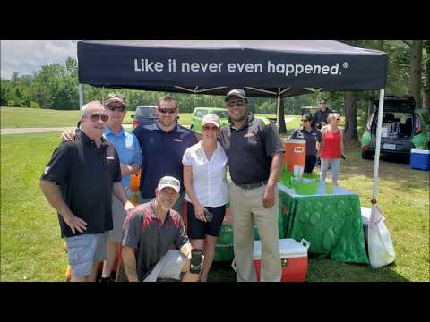 Being Green on the Green with SERVPRO of Hampton North