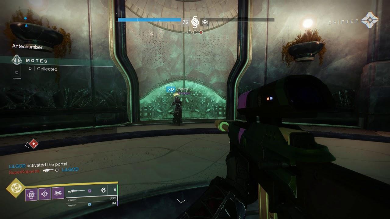 Destiny 2 Gambit AFK farmer Part 1