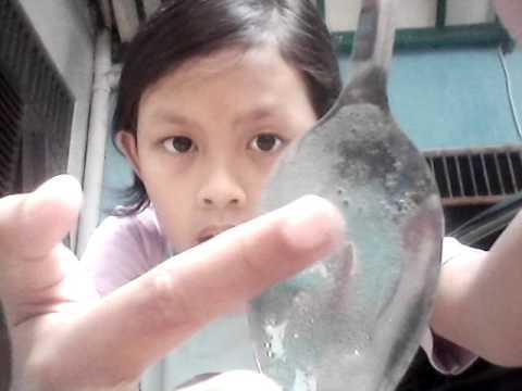 Cara Membuat Slime Dengan 1 Bahan saja😍🤩.