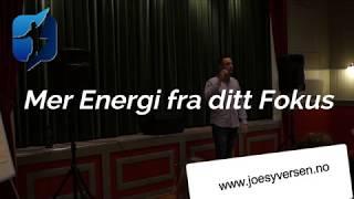 Mer Energi fra ditt Fokus.