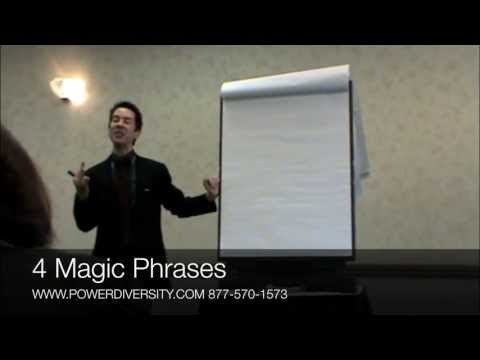 4 Magic Phrases You Can Use to Respond to ANYTHING | Power P