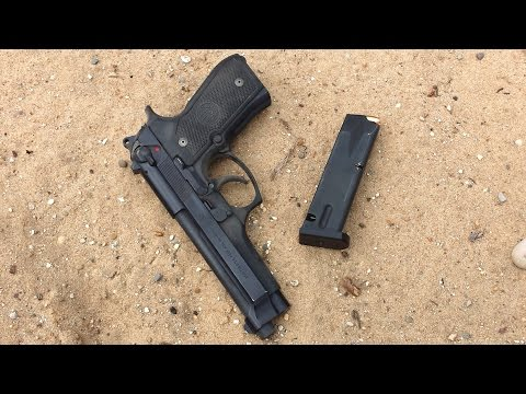 Beretta 92fs (M9) Torture Test