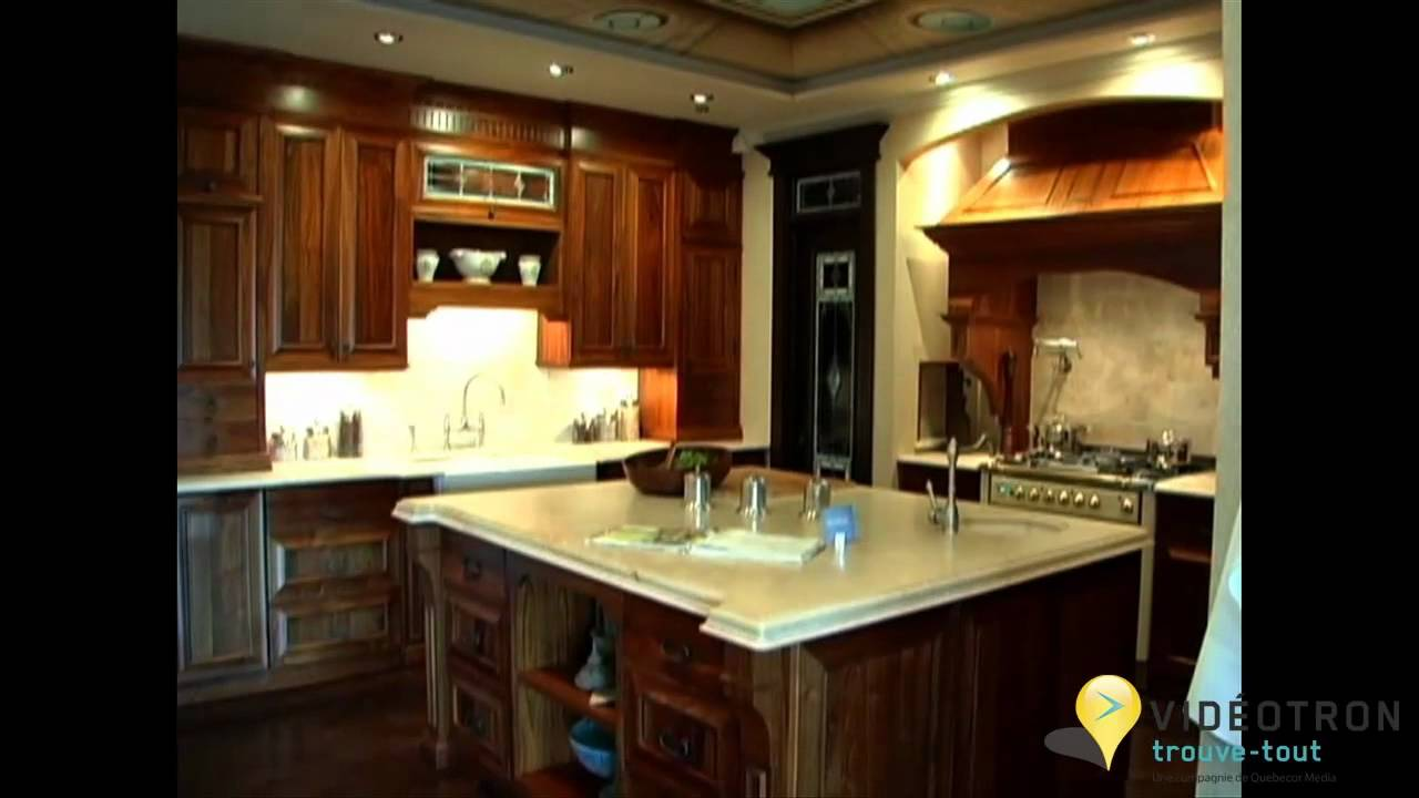 armoires de cuisine tendances concept 5145047788 qmp youtube. Black Bedroom Furniture Sets. Home Design Ideas