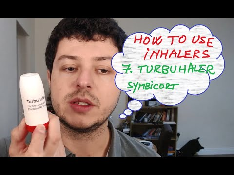 7. How To Use Inhalers - Symbicort (Turbuhaler)