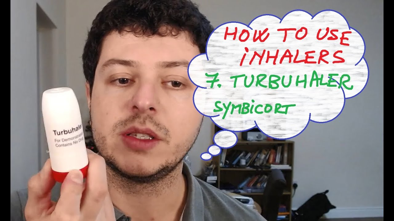 how to take symbicort turbuhaler