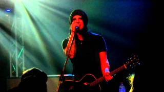 End of Green - Highway 69 (Acoustic The Silent Night 2011 @ Die Röhre Stuttgart)