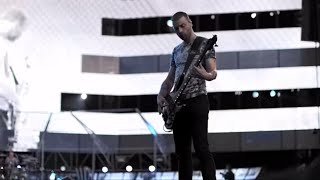 Muse - Behind The Scenes Footage - Part 1