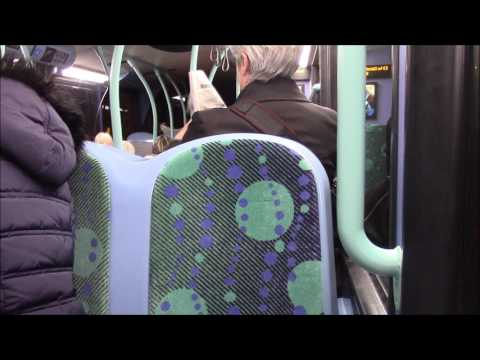 Hybrid E3 | London United ADH25 (YX62FDD) working route E3