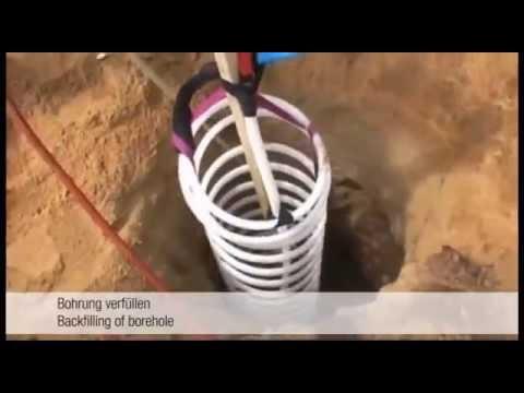 Toprak kaynaklı ısı pompası uygulaması nasıl yapılır....
