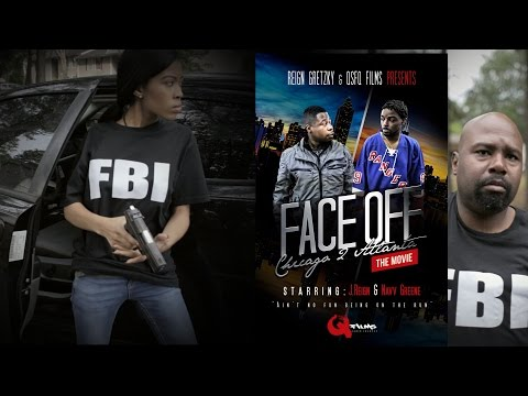 """Reign Gretzky Presents """"FACE OFF: CHICAGO 2 ATLANTA"""" THE MOVIE"""