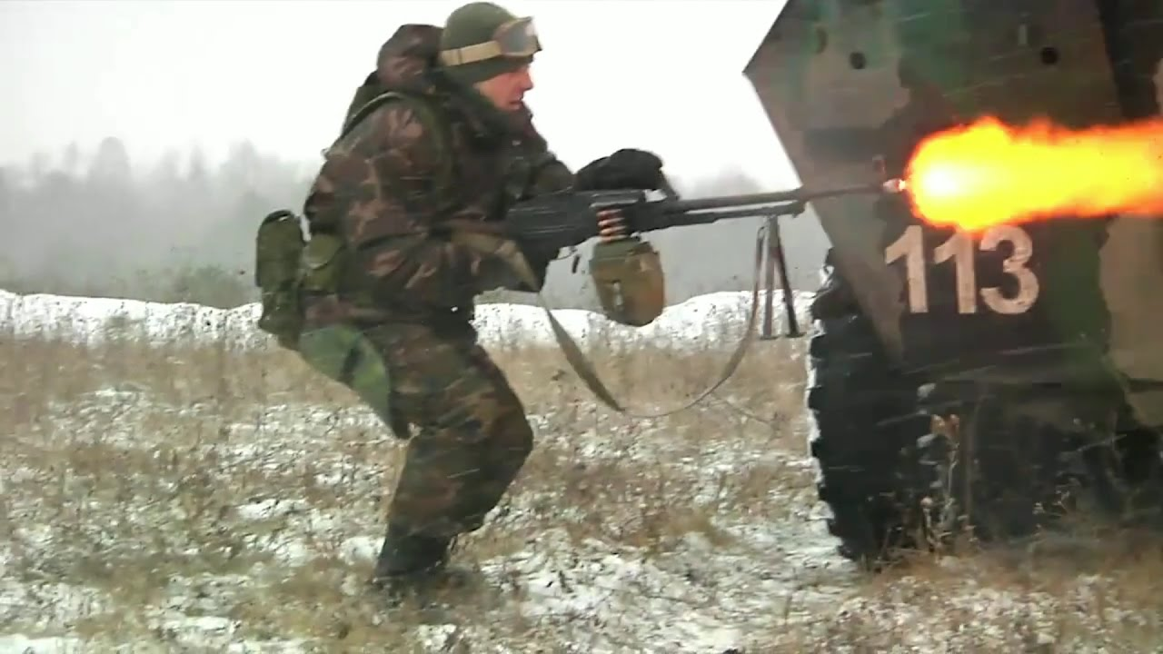 Ukrainian Army Joint Helicopter Air Assault & Combined ...