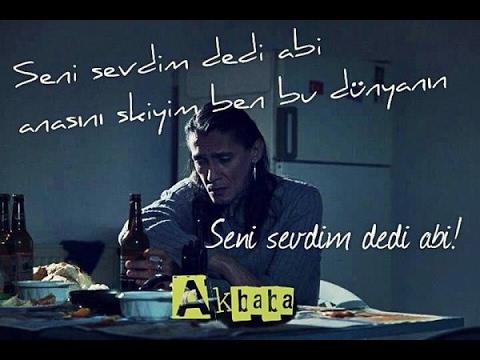 Ali Koç-Sevdim Dedi Abi