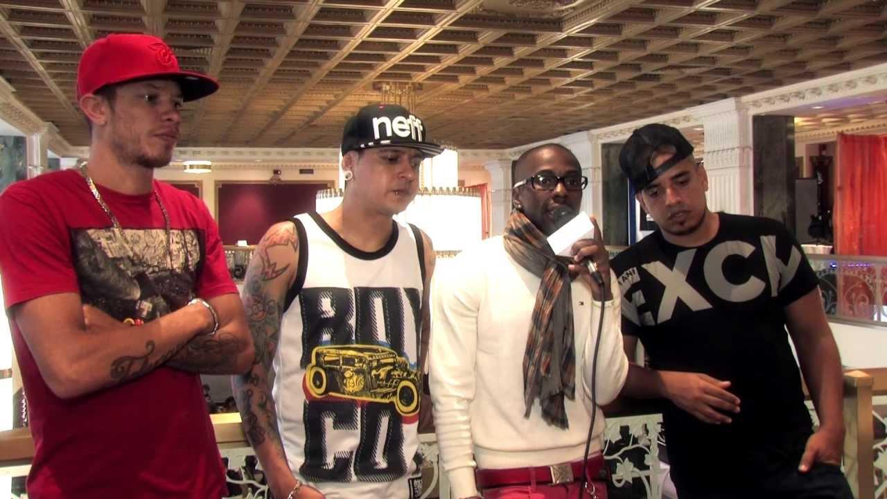 Cuarto Poder | Cuarto Poder Hip Hop Venezolano En Lamc 2013 Entrevista Youtube