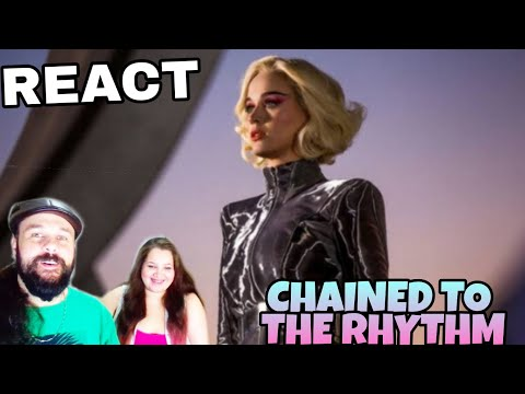 REAGINDO: KATY PERRY - CHAINED TO THE RHYTHM REACT