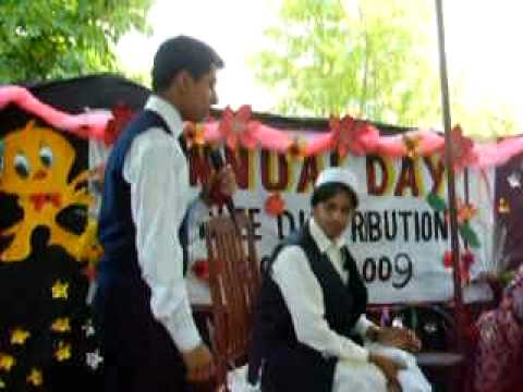 Fauji foundation School Lachi Students performing Racist Politicians roles...
