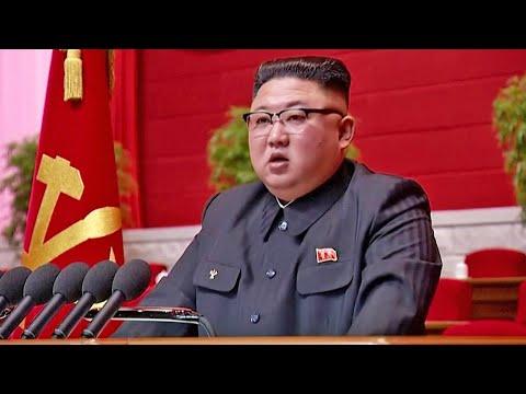 Kim Jong-un admits his economic plan failed 'tremendously' | North Korea