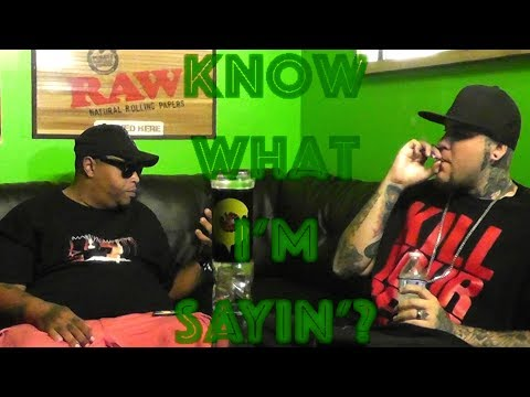 """""""Know What I'm Sayin'?"""" Episode 72: King Gordy & Hex Rated #SEVL"""