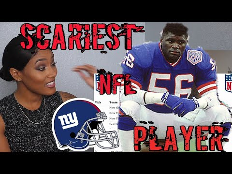 "New NFL Fan Reacts to Lawrence Taylor ""LT"" Football Highlights"