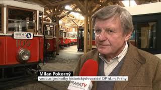 Muzeum MHD mapuje vývoj pražské dopravy