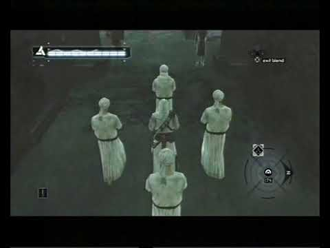 Assassin's Creed, Career 258, Jerusalem, Assassins Bureau