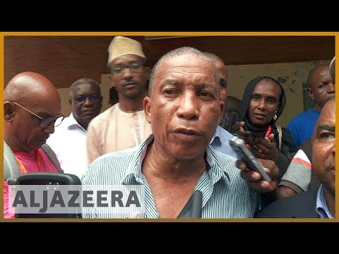🇰🇲 Comoros election: Opposition members say polls unfair and rigged | Al Jazeera English