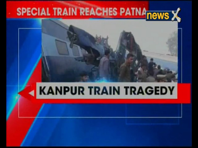 Indore-Patna express derailed: Special train reaches Patna