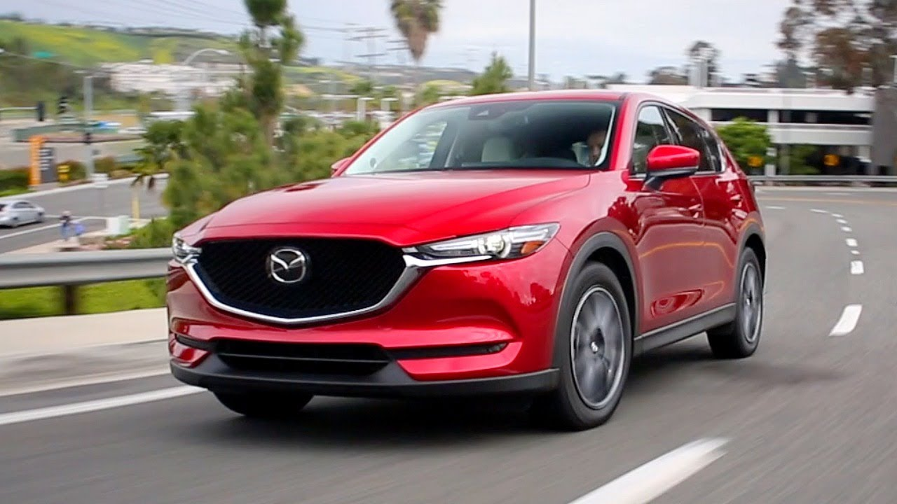2017 Mazda CX-5 - Review and Road Test