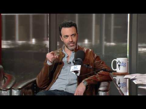 """Actor Reid Scott of HBO's """"Veep"""