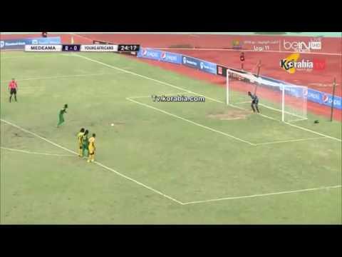 فيديو: مباراة ميدياما الغانى يفوزعلى يانج أفريكانز التنزاني 3-1| كأس الاتحاد الافريقى