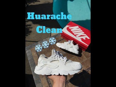 Huarache Clean