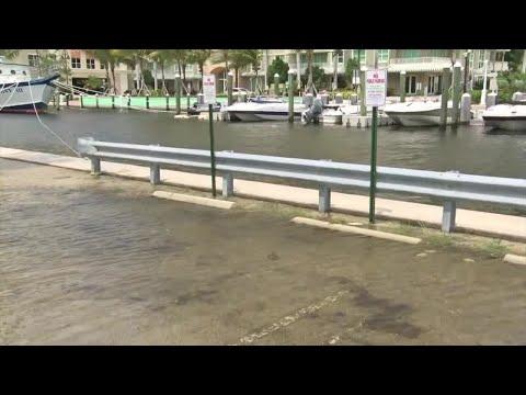 Flooding fears in Boynton Beach