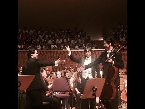 Johannes Brahms: Konzert für Violine und Violoncello in a-Moll, op. 102