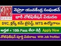 NYKS recruitment 2019 for DYC and Clerk cum typist and MTS  || NYKS Recruitment 2019