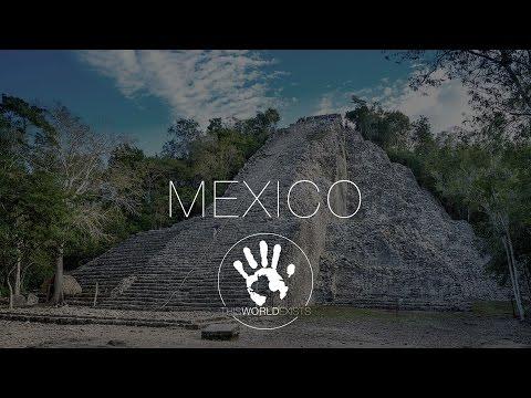 Exploring the ruins of Coba, Mexico 4K