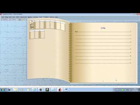 ครูโอ การสร้าง E book ด้วย FlipAlbum