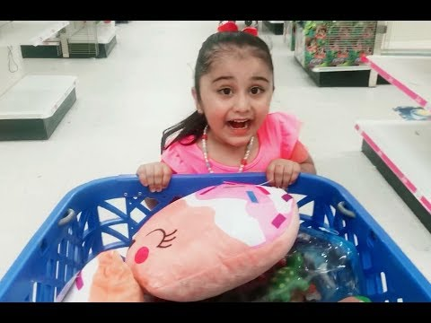 Cute Kid Shopping Toys- Full Shopping Cart- Sahej & Anjali JiJi Kids