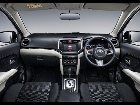 New Toyota Rush 2018 India Interior Exterior