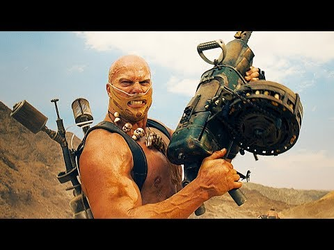 Post Apocalyptic Action Movies in English Hollywood Sci-Fi Full Movie