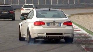 BMW M3 - The Simple Way To Drive Sideways