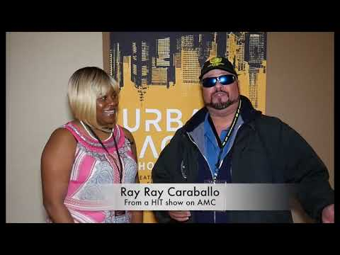 Visionary Minds Presents: Ray Ray Caraballo