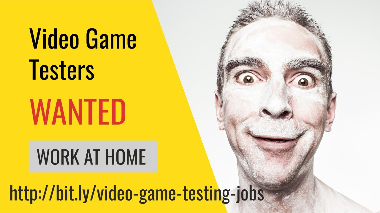 Video Game Tester Jobs No Experience Youtube
