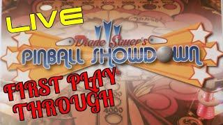 Pixie Play Through - Pinball Showdown By Shoot Again Games