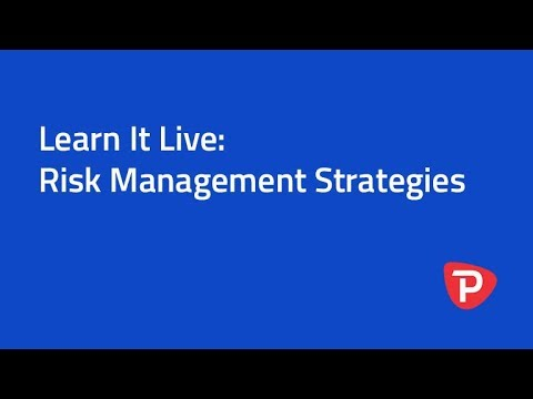 Learn It Live: Risk Management Strategies