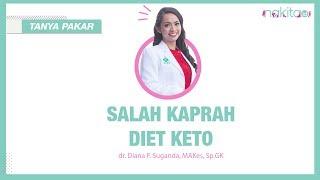 diet Ketogenik atau diet keto memang efektif menurunkan berat badan, tetapi bagaimana cara melakukan.